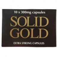 Solid Gold Extra Strong Potenssikapselit 10 Kaps